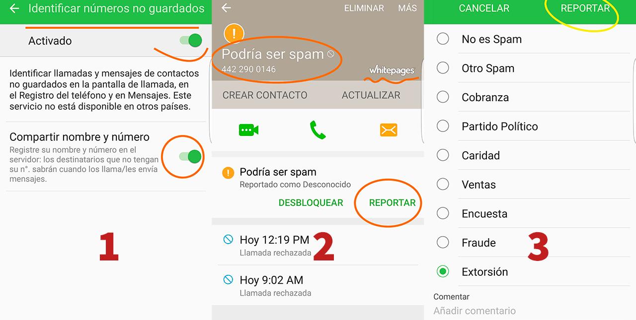 bloquear llamadas en Android de forma nativa