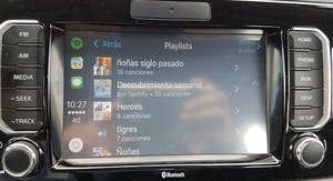 Spotify en Kia Rio
