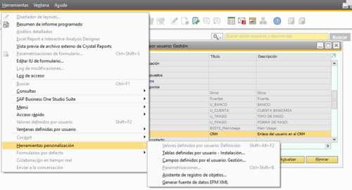 Tips, SAP B1