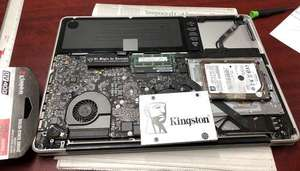 macbook pro late 2011 abierta