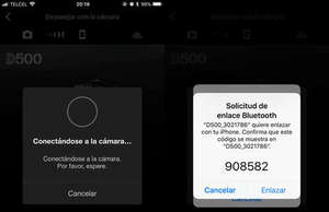 iphone_conectando_bluetooth_nikon_D500