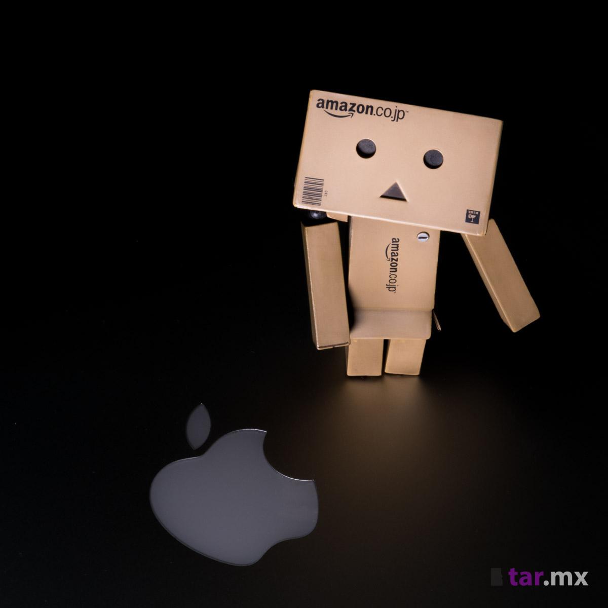 Robot Amazon, Apple, consumismo
